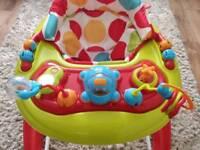 Redkite baby walker and rocker
