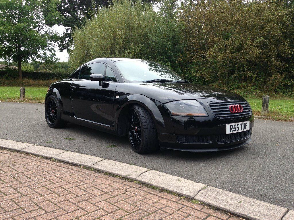 audi tt 225 quattro full mot modified swap in chaddesden derbyshire gumtree. Black Bedroom Furniture Sets. Home Design Ideas
