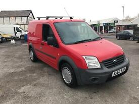 FORD TRANSIT CONNECT 75 T200 (red) 2010