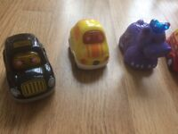 Toot Toot cars and animals