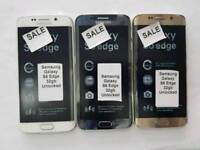 32gb-64gb Brand New Samsung Galaxy S6 Edge Unlocked Open To All Networks