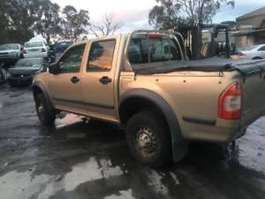 WREAKING HOLDEN RODEO 2003 3.5V6 MANUAL GOLDEN COLOUR ALL  PARTS Dandenong South Greater Dandenong Preview