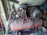 Really old compresser