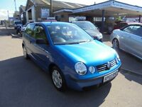 2003 03 Volkswagen polo 1.2 s 3 door
