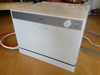 Bush Worktop Dishwasher - Used 9 times, brand new condition
