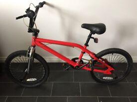Bmx stunt bike £75