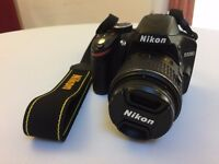 Canon 7D, Nikon D3200 and Accessories