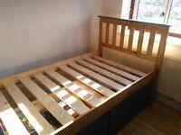 short Verona Ferrara kids' cabin bed - beautiful & great quality