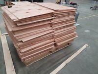 9mm quality plywood off cuts 122cm x 75cm MANY SHEETS