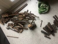 Miscellaneous spanners for sale
