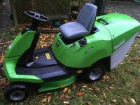 Viking 4080 ride on mower