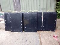 Job lot Outrigger/ Jack/ Weight distribution pad 2ft x 3ft tested to 38 tonnes