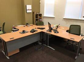 Office Desks - Used Office Desks