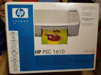 HP all-in-one printer, scanner, copier