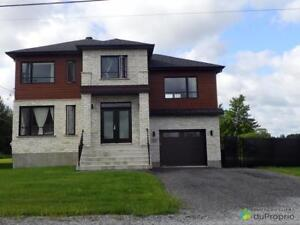 430 000$ - Maison 2 étages à vendre à St-Alexandre-D'Ibervill