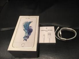 iPhone 6s 32gb silver Unlocked