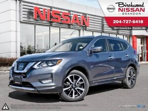 2017 Nissan Rogue SL Platinum Local! ONE Owner!