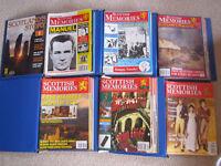 Scottish Memories - 6 volumes of Scottish magazines