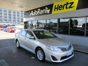 2014 Toyota Camry Sedan Hobart CBD Hobart City Preview