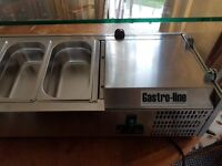 Refrigerated Countertop Servery