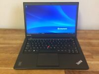 LENOVO T440s Ultrabook i5 4210 4th Gen. - 8GB Ram - 256GB SSD - Win 10 - WebCam Bluetooth Laptop PC