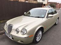 2007 Jaguar S-Type 2.7 V6 XS diesel Manual 206 BHP