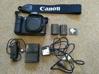 Canon EOS 10D and Lenses