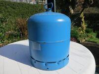 907 Camping Gaz Cylinder Full.