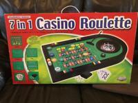 7 in 1 casino roulette