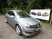 Vauxhall Astra SRi XP In Grey, 2010 59 reg, Service History, Only One Former Owner