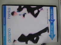 CATCH ME IF YOU CAN - HANKS AND DICAPRIO DVD