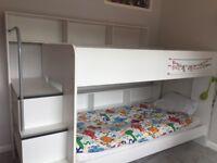 BARKER & STOREHOUSE CHILDREN'S BUNK BED