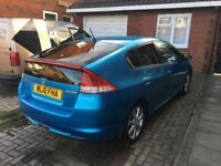 pco car 2010 Honda insight 1.3 hybrid automatic 78k warranted in excellent condition