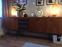 Retro Vintage. Sideboard and Drawer