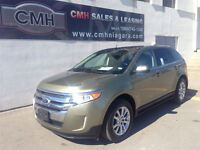2013 Ford Edge LIMITED NAV CAM ROOF 20-IN-CHROMES (CERTIFIED)