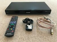 Panasonic PWT530 Hard Disk TV Recorder and Blu-ray DVD player