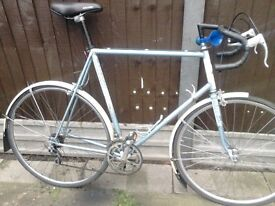 1987 RALEIGH RAPIDE 24 INCH