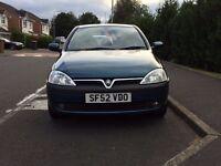 Vauxhall Corsa 1.2 Petrol - Like Clio, Fiesta, Polo