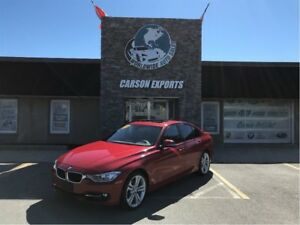 2014 BMW 3 Series LOOK SHARP 328i XDRIVE! FINANCING AVAILABLE.