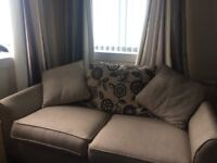 Sofa bed for sale. Metal sofa bed for sale. Excellent condition.