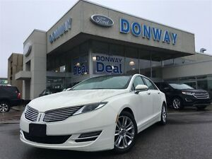 2013 Lincoln MKZ | AWD | NAVIGATION | ROOF | THX II | LOW KM