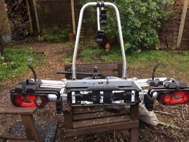 Thule Euro Classic 902 / 903 Bike Rack - Tow bar mounted