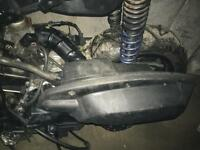Gilera 243/250 vx engine