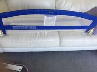 Tomy bed guard - blue