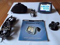 "GARMIN STREET PILOT C510 3.5"" Touchscreen SAT NAV GPS In Excellent Condition and Working Order"