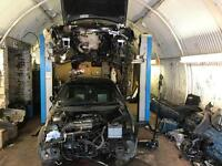 BLACKOUT TUNING VW AUDI SPECIALIST SERVICING ENGINES TURBO TIMING BELT GEARBOX WORK GARAGE REPAIR