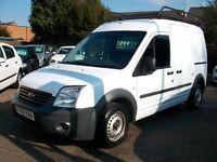 Ford Transit Connect 1.8TDCi T230 LWB Panel Van 2010 (10 reg), Panel Van, WHITE, +++ NO VAT+++