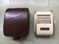 Vintage Sixtomat selenium light meter