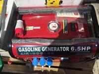 Wurzburg Gasoline Generator - Brand New Unused