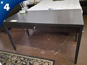 Writing and office desks starting at just $20 something for every room in your home! We sell quality used furniture!